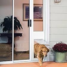 doggie door in glass door best dog doors liberate your dog and yourself
