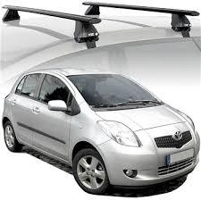 2010 toyota corolla roof rack toyota yaris 5 door hatchback roof racks