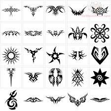 tribal symbol flash