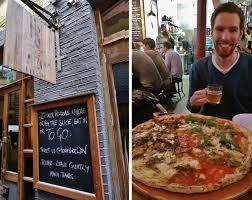 Family Restaurants Covent Garden Homeslice Pizza Neal U0027s Yard Covent Garden Restaurant Review Wish