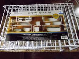 walmart kitchen cabinet organizers home