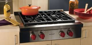 Wolf 48 Inch Gas Cooktop Gas Cooktops Appliances Revuu