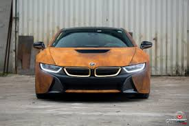 opel rat bmw i8 rat look rear