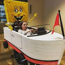 Spongebob Squarepants Halloween Costume 15 Kids Wheelchairs Halloween Costumes Scary Good
