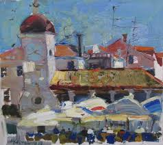 Russian Home Repinart Home Of Russian Impressionism Gallery Prague Collection 2