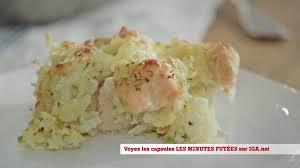 saumon cuisine fut minutes futées gratin de chou fleur et de truite tout en un
