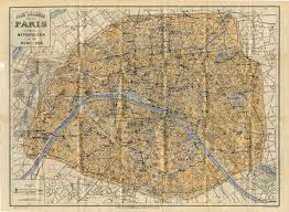 Map Of England And France by Guilmin Leconte Plans De Paris Par Arrondissement
