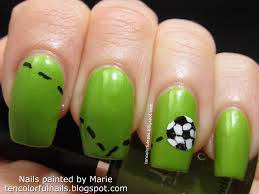 best 20 soccer nails ideas on pinterest sports nail art soccer
