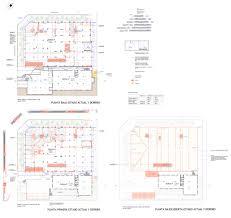 industrial building floor plan jordi sagalés arquitecte
