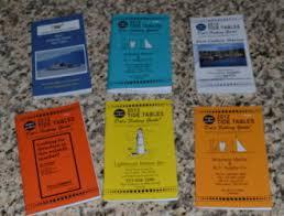 Puget Sound Tide Table Tide Table Books Elliott U0027s Tide Table Books