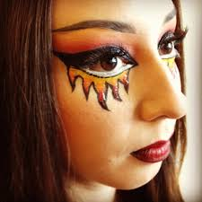 Halloween Lip Makeup Halloween Devil Makeup Tutorial Popsugar Beauty