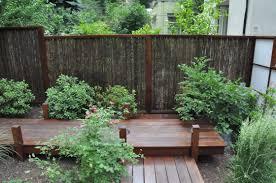 garden bamboo fencing ideas video and photos madlonsbigbear com