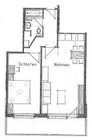 plan chambre a coucher appartement de 2 5 pièces à louer à zermatt plans