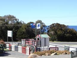 big4 bicheno cabin park rediscover tasmania