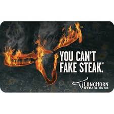 longhorn gift cards longhorn steakhouse specialty gift cards target