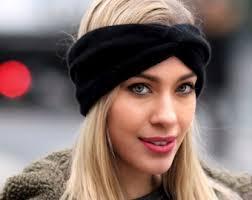 headband ponytail headband knit headband ear warmer warm headband