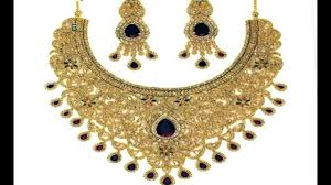 model gold necklace jewellery designs indian gold