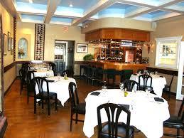 bar hospitality interior design of primavera restaurant fort