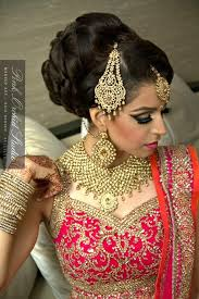 best 25 indian bridal hair ideas on