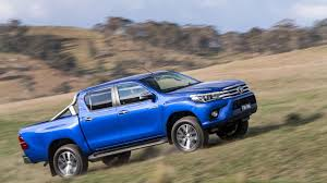 toyota commercial vehicles usa psa pickup to be based on toyota hilux