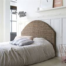 exceptional cane bed frame 6 tikamoon louison rattan headboard