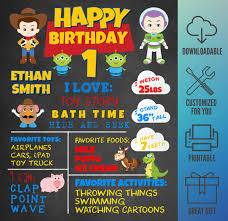 birthday chalkboard story custom birthday chalkboard themed birthday ideas party