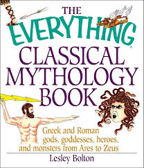 amazon com the everything classical mythology book greek and