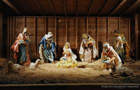 Lighted Nativity Scene Outdoor Outdoor Nativity Stable