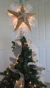 accessories black tree topper with lights glass
