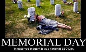 Bbq Meme - please stop sharing this memorial day shaming meme