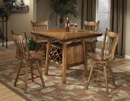 Drop Leaf Bar Table Homelegance Golden View Drop Leaf Counter Height Table 787 36
