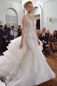 ines di santo wedding dresses bridal market ines di santo runway show view at lovella