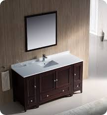 Bathroom Vanities Wayfair Fresca Oxford 60
