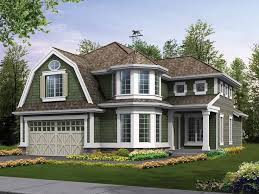 Two Story Craftsman House Plans 276 Best House Plans Images On Pinterest House Floor Plans