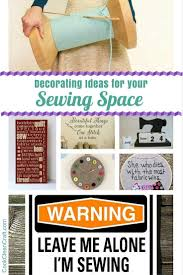 Sewing Ideas For Home Decorating 274 Best Studio Inspiration Images On Pinterest Sewing Rooms