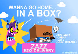 in a box delivery zazz box delivery by markproductions on deviantart