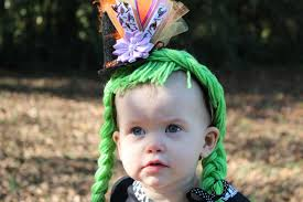 kennedy mask halloween kennedy has hair now witch wig tutorial for halloween diy witch