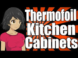 Painting Thermofoil Kitchen Cabinets Thermofoil Kitchen Cabinets Review Youtube