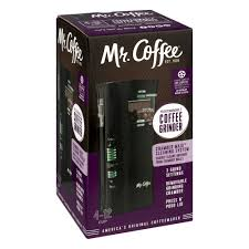 Walmart Coffee Grinder Mr Coffee Precision Coffee Grinder With Chamber Maid Cleaning