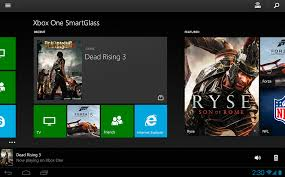 xbox one smartglass app adds gameplay recording tv streaming