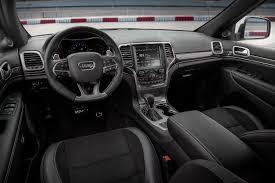 2017 jeep grand cherokee srt u2013 full test