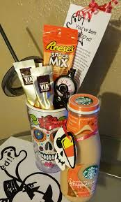 Gift Halloween by Ghostly Gifting And Ghoulish Food A You U0027ve Been Boo U0027ed Halloween