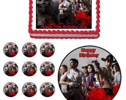walking dead party supplies party favors walking dead party party favors