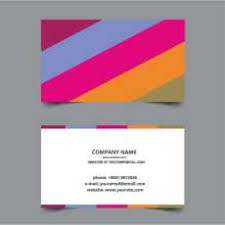 free business card vector templates free vectors