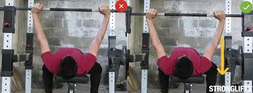 Bench Press For Beginners How To Bench Press With Proper Form The Definitive Guide