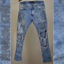pattern jeans tumblr destroyed biker jeans tumblr