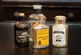 potion bottles for halloween do you want an icky trick or a pleasing treat for halloween