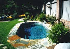small backyard inground pool design what is the best small pool