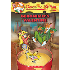 geronimo u0027s valentine geronimo stilton 36 english books