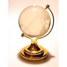 2 5 new glass miniature world globe ornament gift by